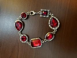 1928 red bracelet