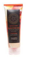 tweak'd by nature Peaches and Fresh Cream Cleansing Hair Treatment