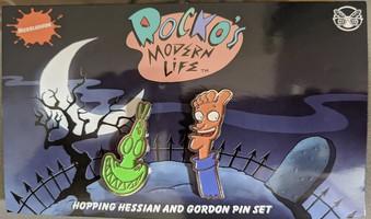 Rocko's Modern Life pins