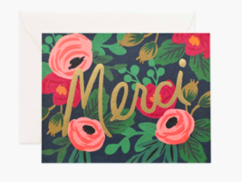 Rifle Paper Co. Thank You Cards