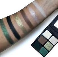 New in Box, 6-pan Viseart's Theory Palette Absinthe RV $45