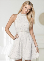 Venus Couture All Over Beaded Dress