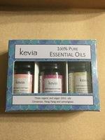 Kevia 3 piece essential oil set