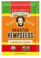 Ziggy Marley's Hemp Rules™ Organic Roasted Hempseeds Caribbean Crunch