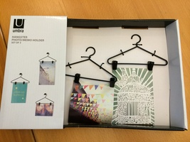 Umbra Hangster Photo/Memo Holder