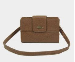 The Sophia Crossbody Wallet