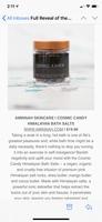 COSMIC CANDY HIMALAYAN BATH MELTS