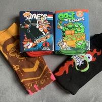 Loot Crate Socks 4 Pairs