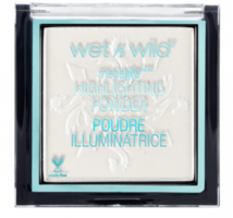wet n wild megaglow Highlighting Powder in Winter Falls in LA