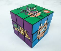 Aaahh!!! Real Monsters Puzzle Cube