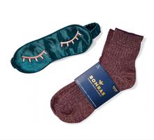 Birchbox Sleep Mask & Bombas Sock Duo