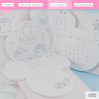 Pudgy Hamsters 2020 Desk Calendar