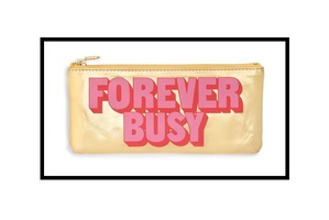Get It Together Pouch - Forever Busy