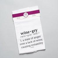 Wine Winks Kitchen Towel