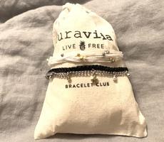 Pura Vida December 2019 2 bracelet set