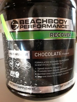 BEACHBODY PERFORMANCE Recover Post-Workout Chocolate Flavored