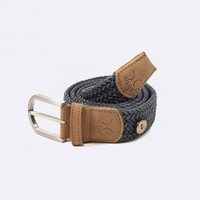 Faguo belt in Grey