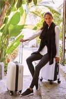 Janis Sleeveless Flyaway Vest