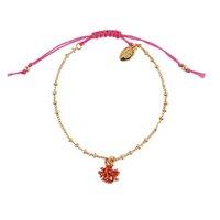 Les Nereides Coral Bracelet