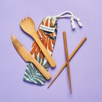 Vagabond Goods Palm Utensil Set