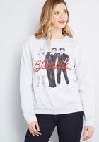 Blondie Graphic Sweatshirt in XL