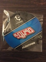 SQUAD Loot Crate Pin