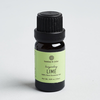 Lime Essential Oil by Bombay & Cedar