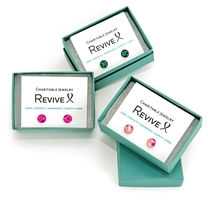 Revive Jewelry Sterling Silver Studs