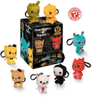 Five Nights at Freddy's Mystery Minis Plushies