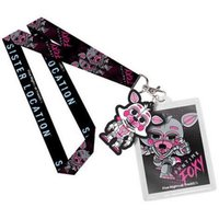 Five Nights at Freddy's Sister Location Funtime Foxy Lanyard