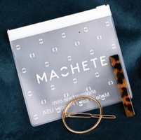 Machete Hair Clip Set