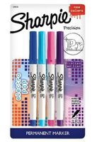 Sharpie Permanent Markers Ultra Fine Electro Pop