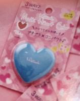 Melliesh 3-way multi heart lip/cheeks/eyes in pink