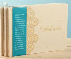 Celebrate All-Occasion Guest Book