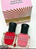 Deborah Lippmann - Fire on the Horizon and Can't Stop the Feeling Nail Polish Set