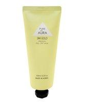 PURE AURA 24K Gold Premium Peel-Off Mask