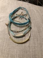 Set of 4 Pura Vida Bracelets