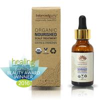 BalancedGuru Organic Nourished Scalp Treatment