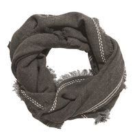 Olive & PIque Lola Scarf in Charcoal
