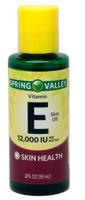 Spring Valley - Vitamin E Skin Oil 12000 IU