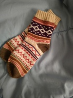 Unplugged socks