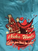 "Nuka-World ""Quench your thirst for adventure"" t-shirt"