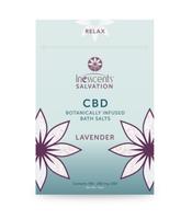 Inesscents Salvation CBD Lavender Bath Salts