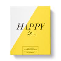 Happy Is...Notecard Kit