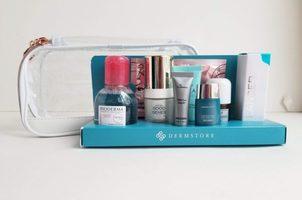 "Target Beauty Box ""Best of Dermstore"" holiday set"