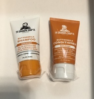 The Grandpa Soap Co Buttermilk Shampoo and Conditioner Set