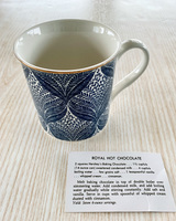 Once Upon A Book Club Feb 2020 Porcelain Mug