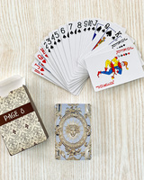 Once Upon A Book Club Feb 2020 Deck of Cards