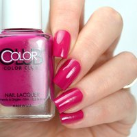 Color Club Nail Lacquer in It's Complicated