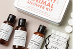 Men's Society Shower Kit